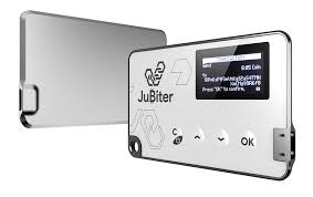 Jubiter crypto currency device 2