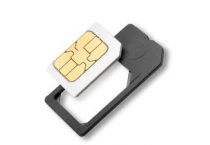 Mini SIM card adapter - 2FF