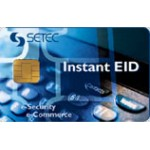 Instant EID card - IP9