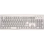 Smart Card Keyboard - USB - Ivory Scand