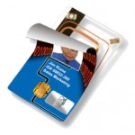 RFID Dual Interface Card