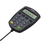 IDBridge CT710 - Slim PIN Pad Reader
