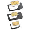 Nano SIM Card adapter >> Micro SIM Size 3FF Version