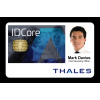 IDCore 40 PKI Java card with RSA & ECC support. CC EAL5+Javacard certified