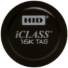 206x iCLASS Tag with Adhesive Back
